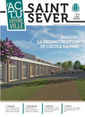 Magazine municipal n°06 - Avril 2019