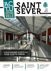 Magazine municipal N°03 - Avril 2017