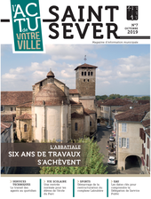 Magazine municipal n°07 - Octobre 2019